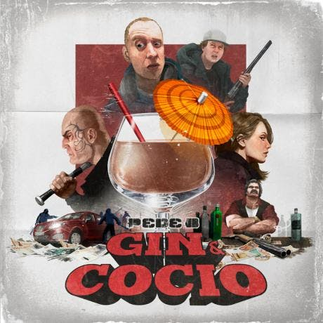 Gin og Cocio, CD