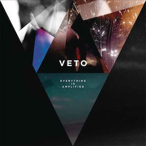 veto - everything is amplified, cover